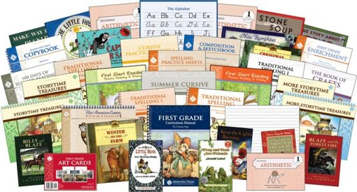 Classical Core first grade curriculum