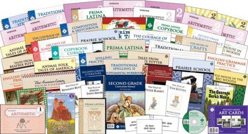 Second grade classical curriculum