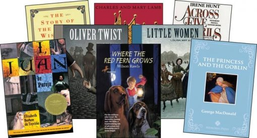 6th grade read-aloud books novels literature