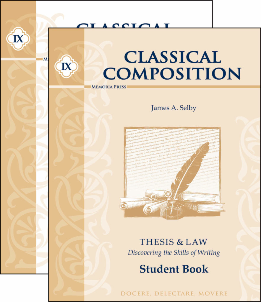Classical composition thesis and law