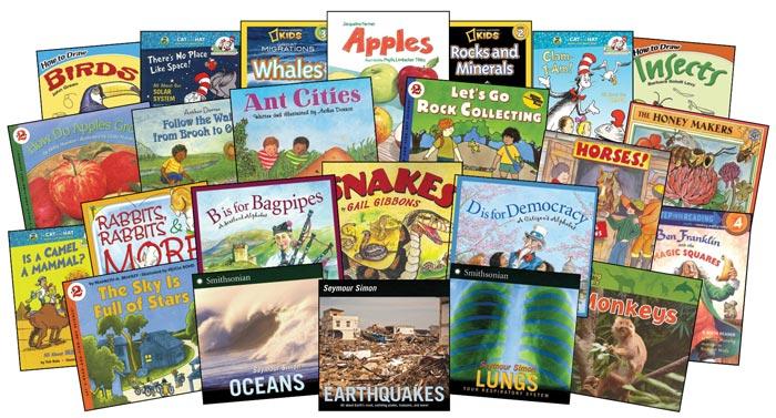 Classical curriculum 2nd grade science books literature