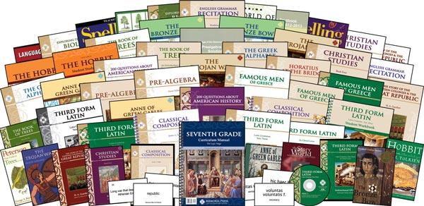 classical curriculum for 7th grade