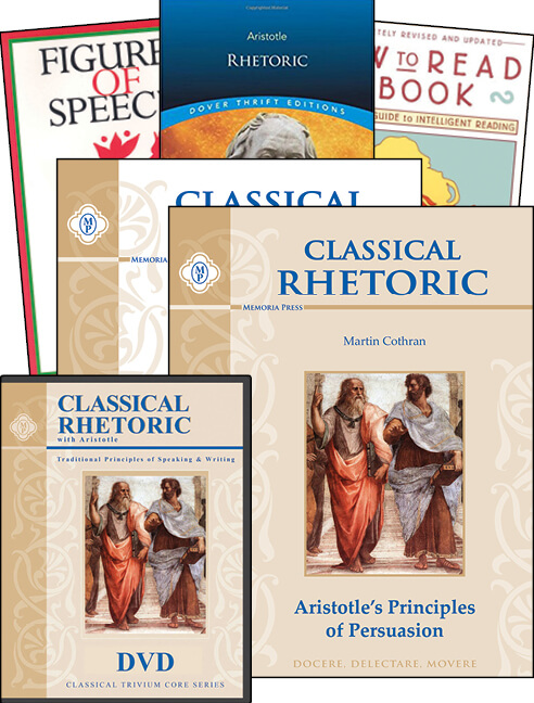 Classical rhetoric for homeschool students