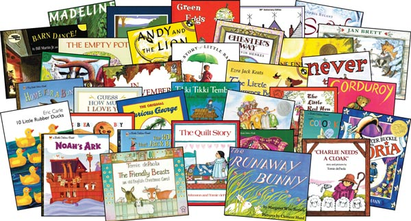 Junior K Classical Good Books Read aloud set for homeschool