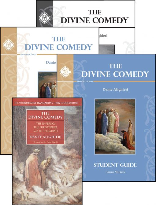 The Divine Comedy for homeschool students