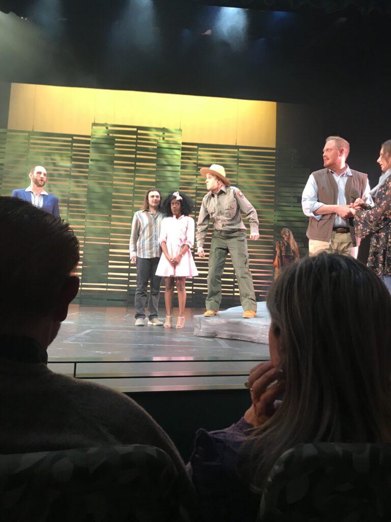 southwest shakespeare homeschool field trip