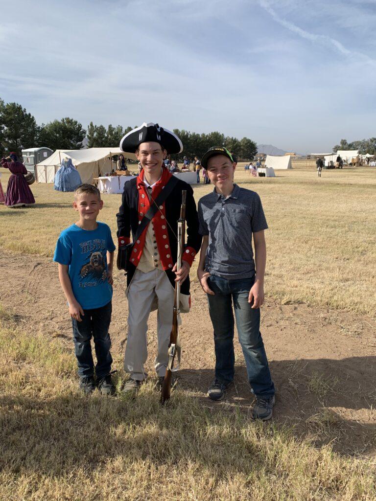classical homeschool american heritage liberty festival phoenix arizona